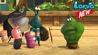 Video Larva 2018 Cartoon Full Movie | Episodes ICE and LarVengers | Larva Terbaru New Season MP3, 3GP, MP4, WEBM, AVI, FLV Oktober 2018