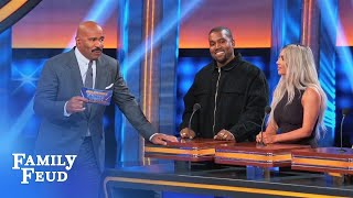 Video Steve Harvey. The man. The mustache | Celebrity Family Feud MP3, 3GP, MP4, WEBM, AVI, FLV Juni 2018