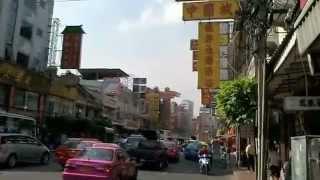 バンコク市内観光ヤワラー通り・チャイナタウン