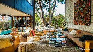 Amazing Indoor-Outdoor Architecture Near Venice Beach