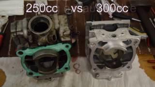 7. Husqvarna WR250/300 bigbore || Repair & rebuild