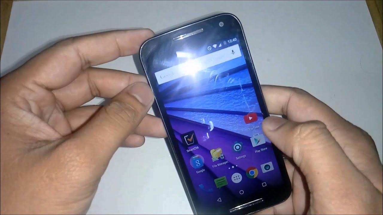 Descargar [Hindi] Motorola Moto G 3rd Gen water Dip/Soak test para Celular  #Android