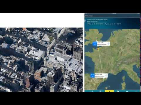 Video of Toronto Airport (YYZ) Radar