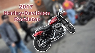 8. 2017 Harley-Davidson Roadster | First Ride Review