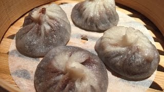 I went to Kungfu Xiao Long Bao to try out Chocolate Soup dumplings and to see if their soup dumplings are the best in New York...