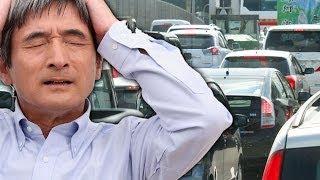 【なんで高速道路で渋滞が発生するの?】ちょっと不思議なメカニズムを紹介した動画がこちら!!
