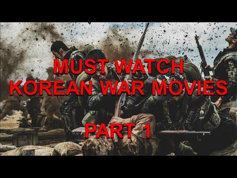 MUST WATCH KOREAN WAR MOVIES - PART 1
