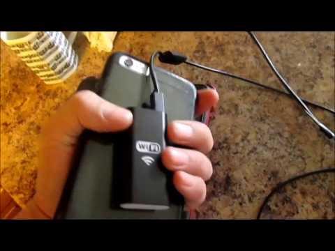 WiFi camera  inspection tool