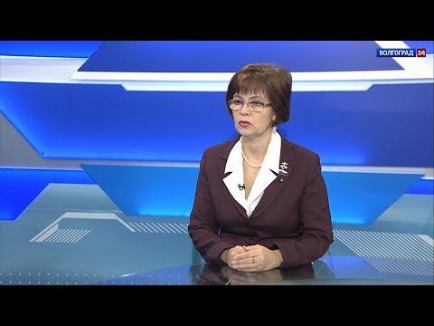 Елена Попова, член Совета Федерации от Волгоградской области