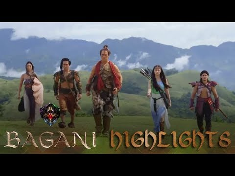 Bagani: Five of Sansinukob's mightiest warriors face the giant   EP 10