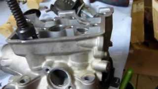 8. Kawasaki KFX450R Engine Motor Rebuild Story II