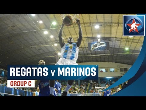 Regatas (ARG) V Marinos (VEN) - Game Highlight - Group B - 2015 Liga De Las Americas