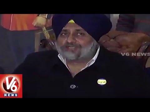 Navjot Singh Sidhu Is Like A Human Bomb, Alleges Punjab Dy CM Sukhbir Badal