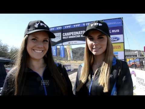 Rally Argentino -Shakedown