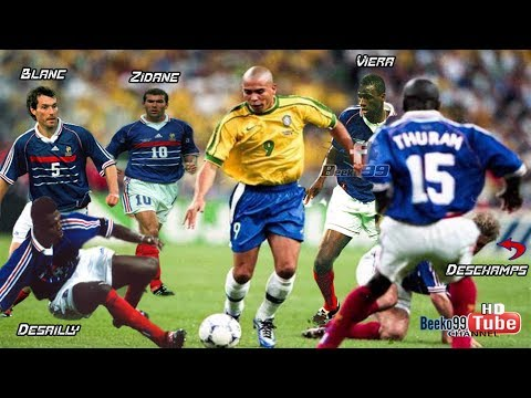 The Time When The 20 Years Old Ronaldo Outclassed The Whole French Team