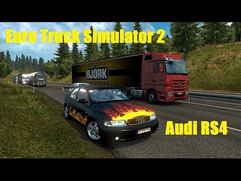 Audi A4 v0.2 BETA