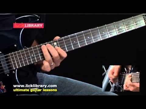 Learn To Play – Lynyrd Skynyrd – Guitar Performance With Danny Gill Licklibrary