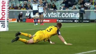 Brumbies v Hurricanes Super Rugby Quarter-Final 2017
