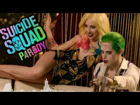 Official lyrics [CC]  - Suicide Squad Parody by The Hillywood Show®