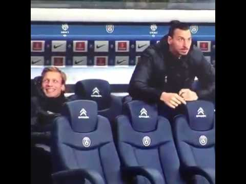 Xem Ibrahimovic troll bác sỹ hài vãi các bác ợ =))