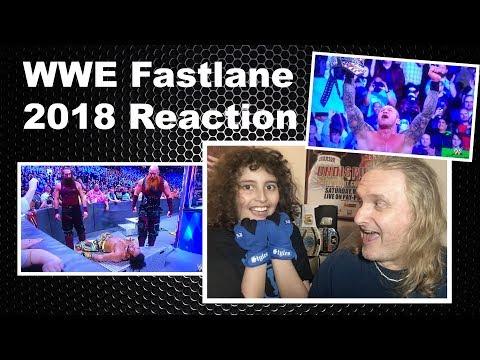 WWE FastLane 2018 Reaction : Xavier Woods Injury : BLD BeatDown 18