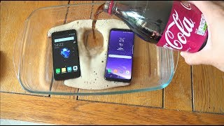 Video Xiaomi Redmi 4X vs Samsung Galaxy S8 Cherry Coca-Cola Test! MP3, 3GP, MP4, WEBM, AVI, FLV September 2017
