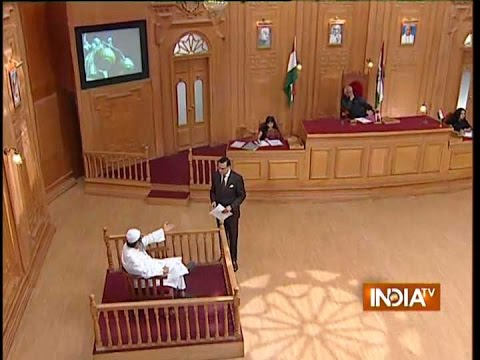 Are Muslims Control By Their Maulanas ? , Madni Answer In Aap Ki Adalat | India Tv