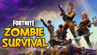 "Welcome to Fortnite! Fortnite is described as a co-op sandbox survival game and is about exploration, scavenging items, crafting weapons, building fortified structures, and fighting waves of encroaching monsters. Players will work together to scavenge items they can use for building, and defend their structures and objectives from the Husks. Building will be a core mechanic in the game, and there will be ""a lot of loot"" buried within. Players can build and edit each wall of their fort with a 3×3 grid, lay down stairs, roofs, and windows, sculpting them to suit a particular needPlaylist: https://goo.gl/rSpwe4NEW Zombie Survival Game! - Zombies, Building, Base Defense! - Fortnite Gameplay #1Second Channel: http://bit.ly/1XUOP8GTwitter: https://twitter.com/PartiallyRoyalInstagram: http://instagram.com/partroyalLivestream: http://www.twitch.tv/partiallyroyal"