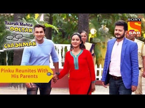 Video Your Favorite Character | Pinku Reunites With His Parents | Taarak Mehta Ka Ooltah Chashmah download in MP3, 3GP, MP4, WEBM, AVI, FLV January 2017