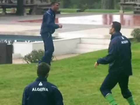 Abdelmalek Ziaya en Algeria