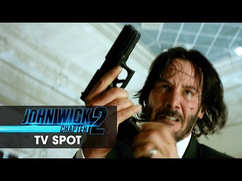 John Wick: Chapter 2 (TV Spot 'Enjoy Your Party')