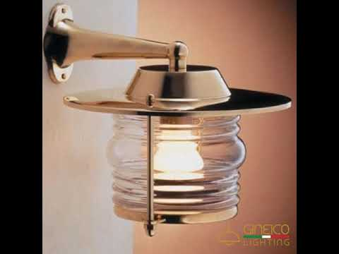 Gineico Lighting - Vintage Ship Lighting