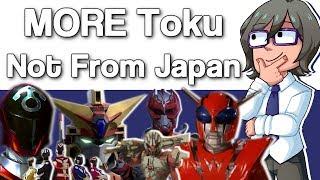 Video MORE Tokusatsu From Outside Japan MP3, 3GP, MP4, WEBM, AVI, FLV Juli 2018