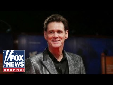 Jim Carrey reveals portrait of Trump as wicked witch