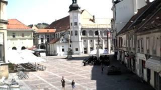 Maribor (Grajski trg) - 08.07.2012