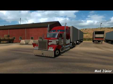 DOUBLE TRAILER ATS SIEBEL3D EDIT v3.1