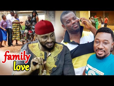 Family Love 1&2 - Yul Edochie 2018 Latest Nigerian Nollywood Movie//African Movie//Family Movie