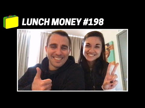 Lunch Money #198: Bitcoin, Media Trust, Jay Z, Chicken Suit, Lottery, #ASKLM