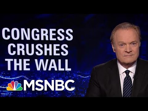President Donald Trump To Declare A National Emergency Over The Wall | The Last Word | MSNBC