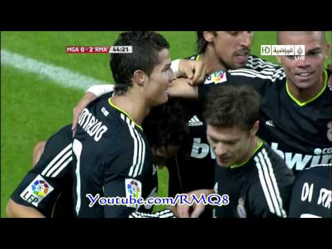 Video Malaga Vs Real Madrid All Goals [ 1-4 ] HD  Week 7 Liga BBVA 2010-2011 download in MP3, 3GP, MP4, WEBM, AVI, FLV January 2017