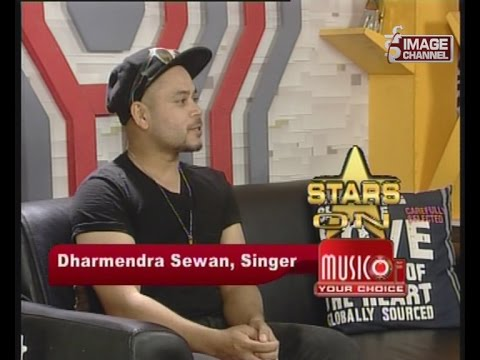 Video Stars on Music Of Your Choice Interview with Dharmendra Sewan , Singer download in MP3, 3GP, MP4, WEBM, AVI, FLV January 2017