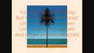 Metronomy - The Bay (lyrics)