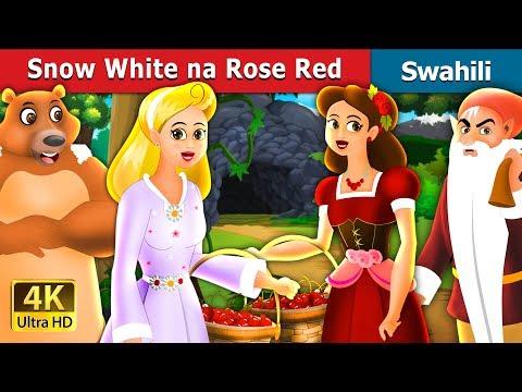 Snow White na Rose Red | Hadithi za Kiswahili | Swahili Fairy Tales