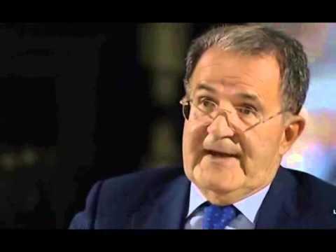 """prodi: """"per l'euro abbiamo svalutato la lira del 600% sul marco tedesco"""""""