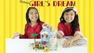 Video SLUBAN GARDEN VILLA GIRLS DREAM SERIES ♥ UNBOXING MAINAN ANAK LEGO MP3, 3GP, MP4, WEBM, AVI, FLV Januari 2019