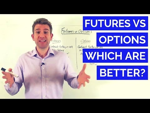 Futures vs Options, Which are Best to Trade? ✅