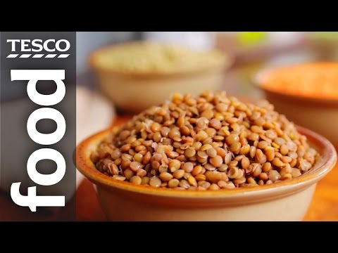 How To Cook Lentils | Tesco Food