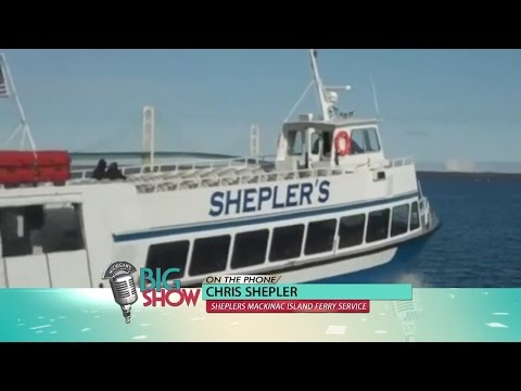 Sheplers Mackinac Island Ferry