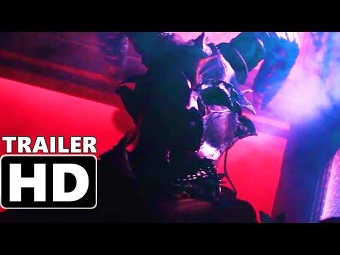 KRAMPUS ORIGINS - Official Trailer (2018) Horror Movie