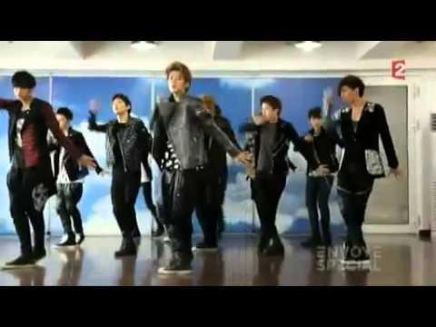 Envoyé Spécial - K-Pop, la déferlante coréenne [French TV]